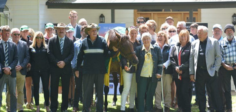 Jobs boost for Tasmanian thoroughbred industry