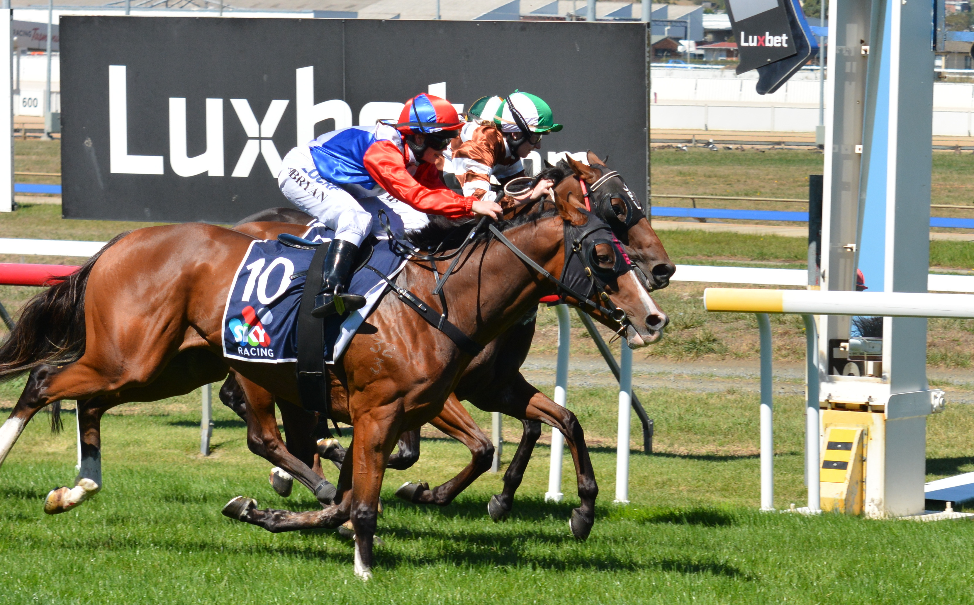 Victoria off to a flyer in National Apprentices Series in Launceston