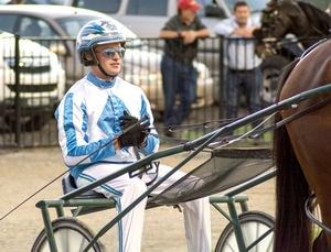 Todd McCarthy (photo courtesy of Harness Racing Australia)