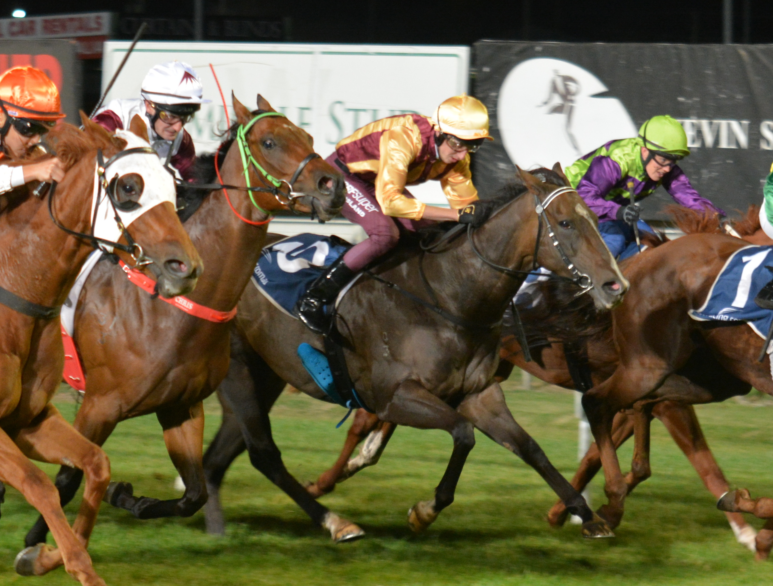 Queensland tops National Apprentice Race Series after Launceston round