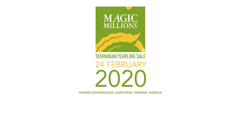 2020 Tasmanian Magic Millions sales